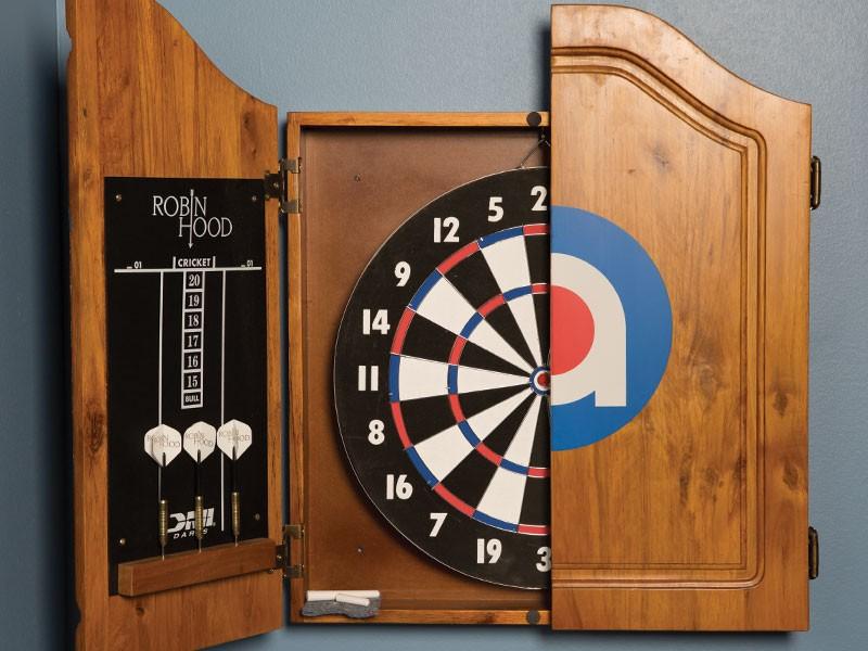 Robin Hood Dart Board
