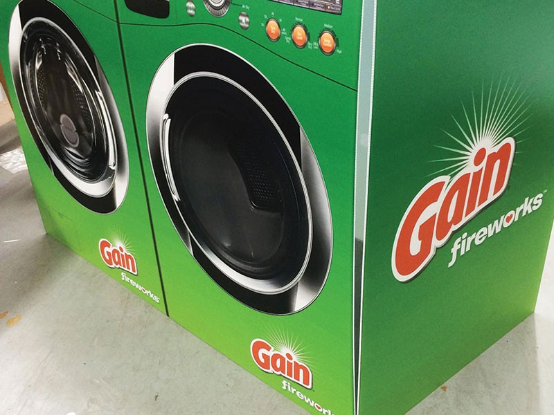 Gain Washer & Dryer