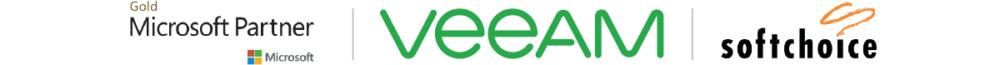 HG_Microsoft_Veeam_Softchoice_Logos